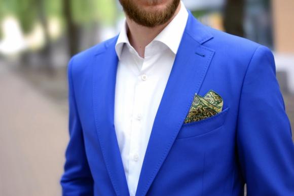 Ponadczasowa męska elegancja na Warsaw Fashion Street