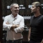 Andrzej Wierzbicki i Tomasz Schmidt z własną marką kosmetyków