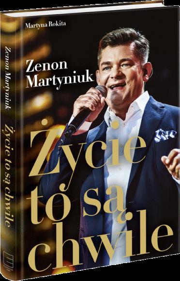 Długo wyczekiwana biografia Zenona Martyniuka – człowieka, który za życia stał s