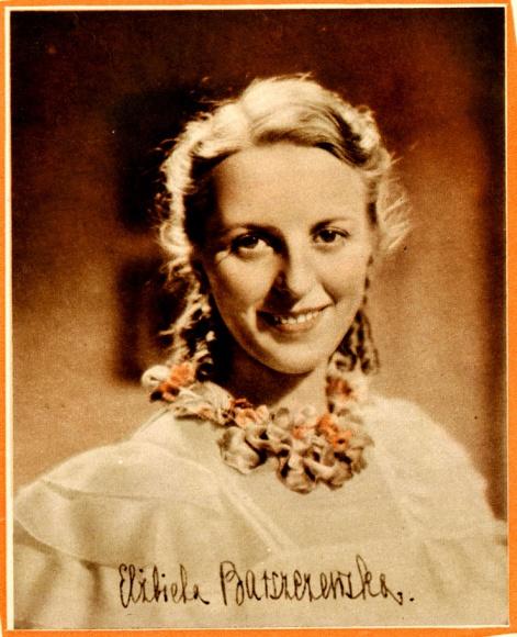 Urodziny Elżbiety Barszczewskiej