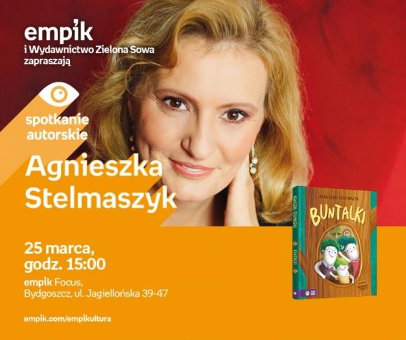 Agnieszka Stelmaszyk   Empik Focus