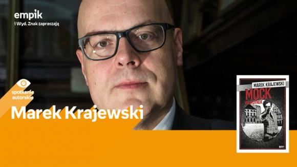 Marek Krajewski / Empik Plac Wolności/28.08