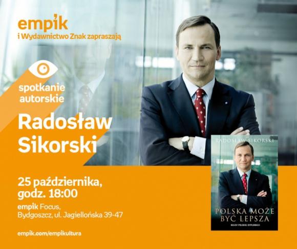 Radosław Sikorski   Empik Focus