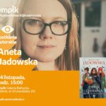 Aneta Jadowska   Empik Galeria Bałtycka