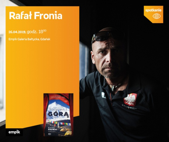 Rafał Fronia | Empik Galeria Bałtycka