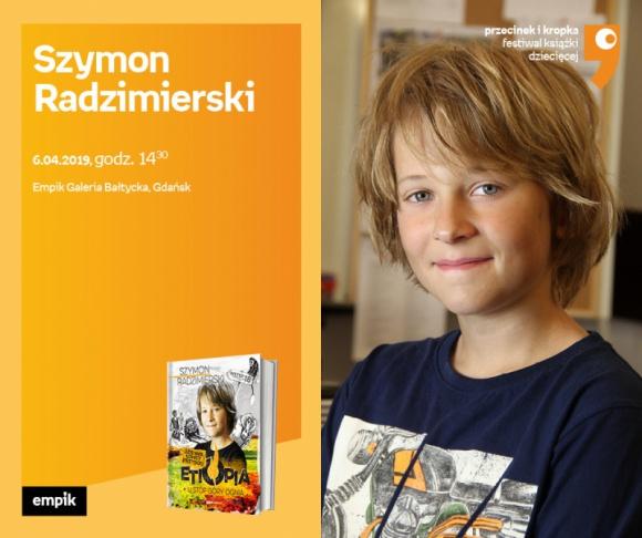Szymon Radzimierski | Empik Galeria Bałtycka