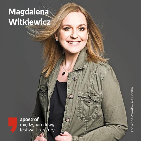 Magda Witkiewicz w krakowskim Empiku