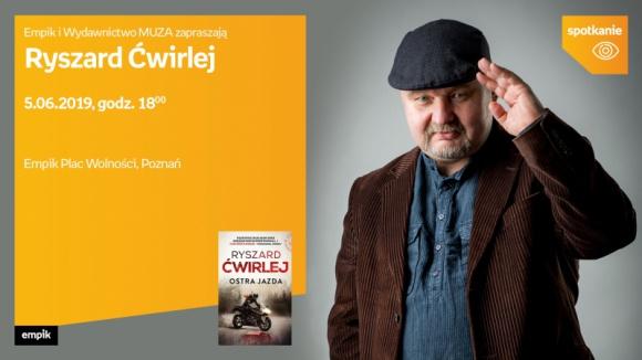 Spotkanie z Ryszardem Ćwirlejem