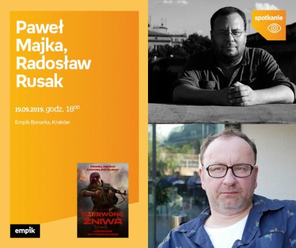 Paweł Majka, Radosław Rusnak w Empiku Bonare