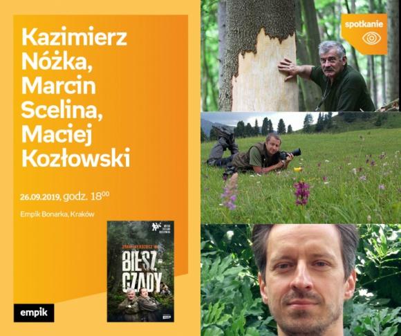 Zanim wyjedziesz w Bieszczady – spotkanie autorskie