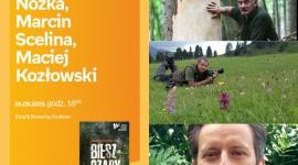 """Zanim wyjedziesz w Bieszczady - spotkanie autorskie LIFESTYLE, Książka - promocja książki """"Zanim wyjedziesz w Bieszczady""""."""