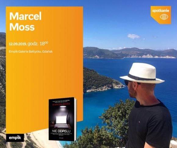 Marcel Moss   Empik Galeria Bałtycka