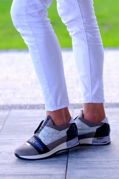 Futurystyczna kolekcja sneakersów od NIK Giatoma Niccoli