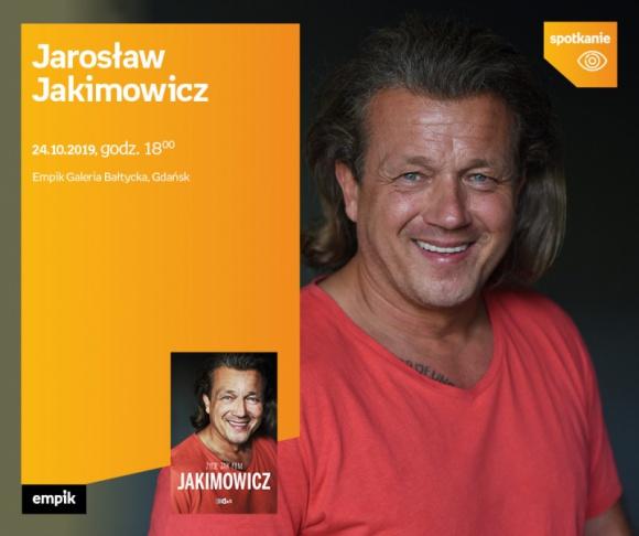Jarosław Jakimowicz | Empik Galeria Bałtycka