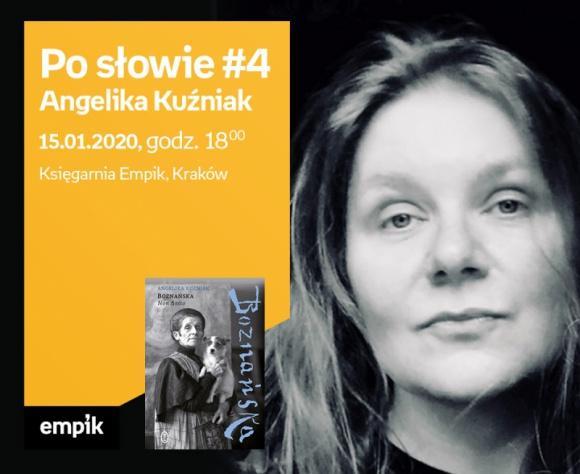 Po słowie #4: Angelika Kuźniak | Księgarnia Empik