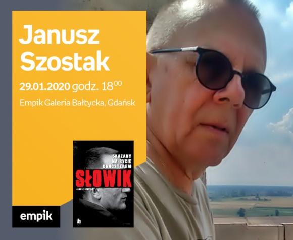 Janusz Szostak   Empik Galeria Bałtycka