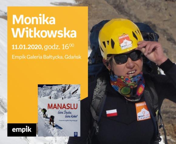 Monika Witkowska   Empik Galeria Bałtycka
