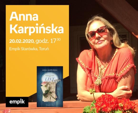 Anna Karpińska | Empik Starówka