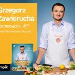 Grzegorz Zawierucha (MasterChef) w Poznaniu.