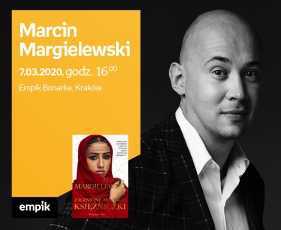 Marcin Margielewski   Empik BonarEmpik Bonarka .