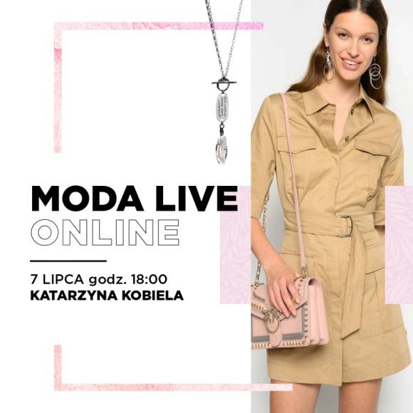 Moda Live Online – kolejna prezentacja stylizacji w Galerii Klif w Gdyni