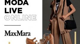 Pokaz mody w salonie Max Mara w Galerii Klif w Gdyni