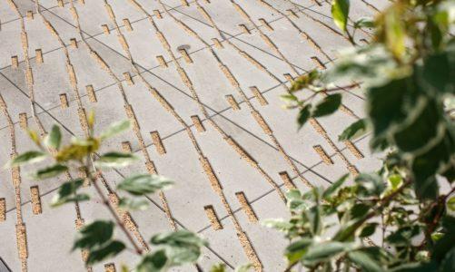 Ażurowe płyty betonowe, jednak eko!