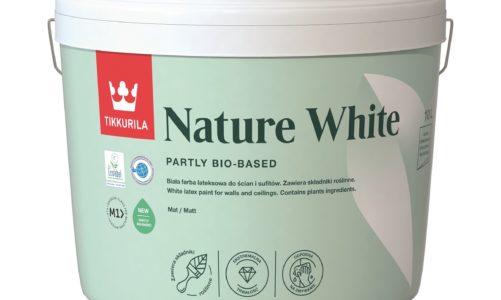 Nowe ekologiczne farby Tikkurila Nature