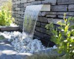 Fontanna – Lato coraz bliżej, a wraz z nim gorące dni i wieczory – Stwórz fontannę w swoim ogrodzie!