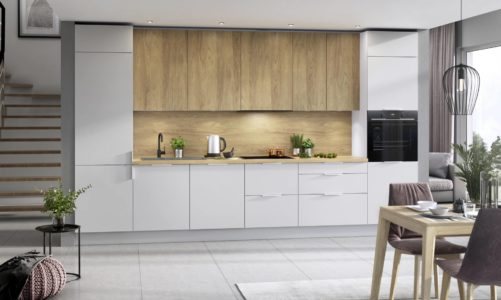 Urządzenie małej kuchni – Jak na ograniczonym metrażu urządzić kuchnię, która spełni swoje zadania