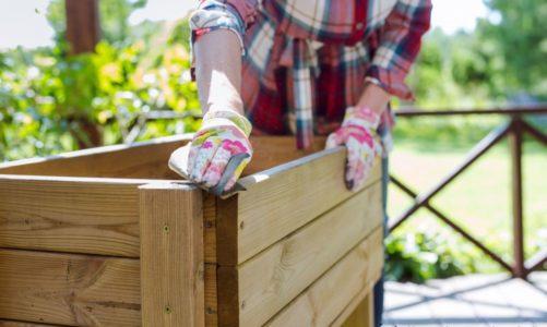 Jak założyć ogród w skrzynce – Ula Pedantula przeprowadza tarasowo-ogrodowe renowacje z Tikkurila