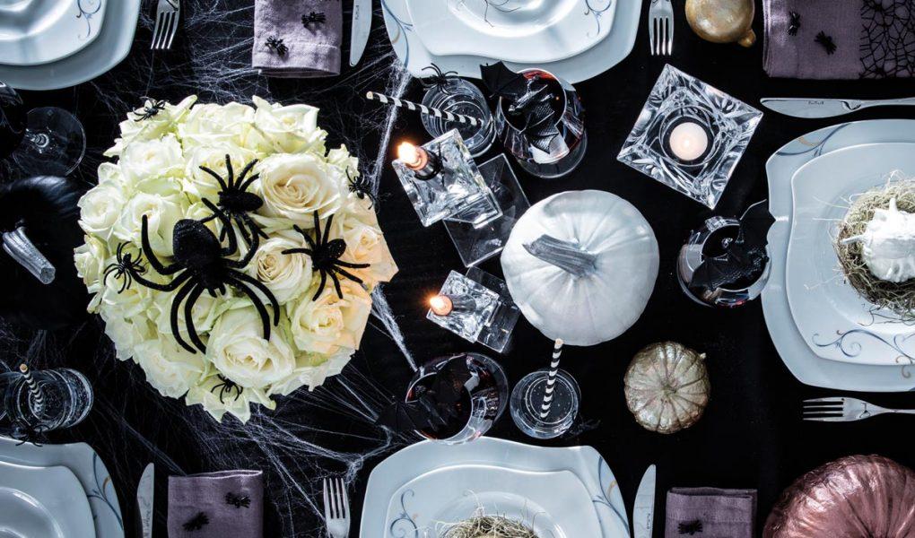 Halloween w stylu glamour z Fyrklövern Spraw, by było strasznie… pięknie!