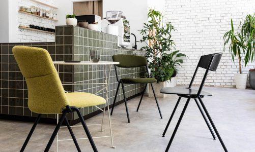 Minimum środków i maksimum komfortu – Krzesło Eke i fotel Algo
