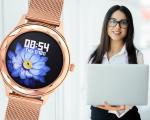 Smartwatch dla businesswoman