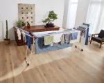 Poznaj sprytne sposoby na suszenie prania w domu