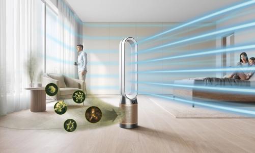 Nowe oczyszczacze powietrza
